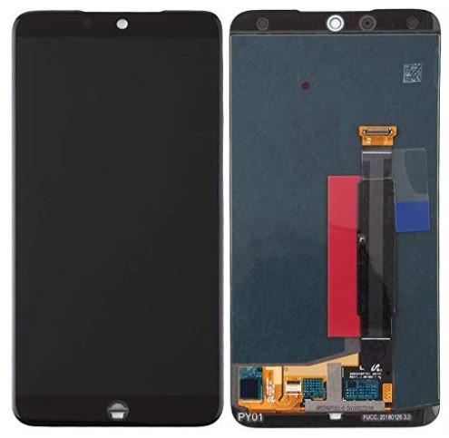 Дисплей для Meizu 15 с тачскрином, чёрный