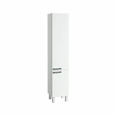 FREJA бічний шафка, високий, білий глянець (укр)