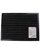 Придверні килимок Meradiso 79х69ссм Чорний