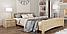Кровать деревянная Венеция двуспальная Эстелла, фото 3
