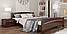 Кровать деревянная Венеция двуспальная Эстелла, фото 4