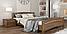 Кровать деревянная Венеция двуспальная Эстелла, фото 5