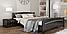 Ліжко дерев'яне односпальне Венеція, фото 4