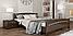Кровать деревянная Венеция двуспальная Эстелла, фото 2