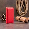 Ключница-кошелек женская ST Leather 19222 Красная, фото 7