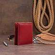 Компактний гаманець жіночий ST Leather 19257 Бордовий, фото 8