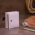 Компактний гаманець жіночий ST Leather 19260 Ліловий, фото 7