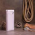 Гаманець на магнітах з клапаном жіночий ST Leather 19242 Ліловий, фото 6