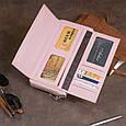 Кошелек пастельный женский ST Leather 19297 Розовый, фото 8