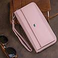 Кошелек пастельный женский ST Leather 19297 Розовый, фото 9