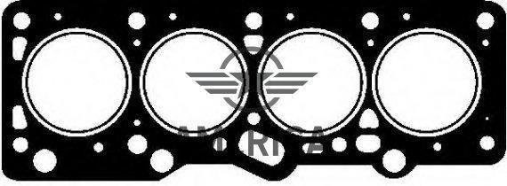 Набор прокладок верхний GLASER S3045700 FORD FIESTA Escort