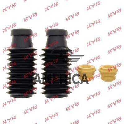 Пильник+відбійник переднього амортизатора KYB 910007 Chrysler Voyadger