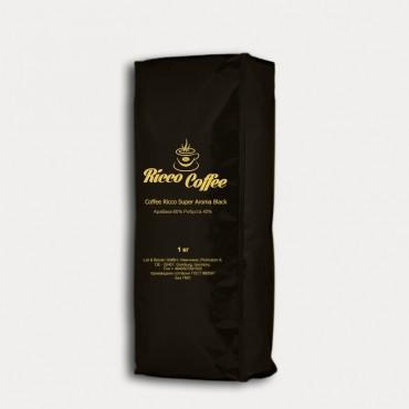Кава мелена Ricco Coffee Super Aroma Black 225 г