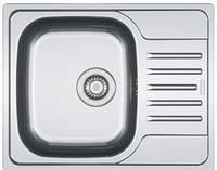 Кухонная мойка Franke PXL 611-60 (декор), фото 1