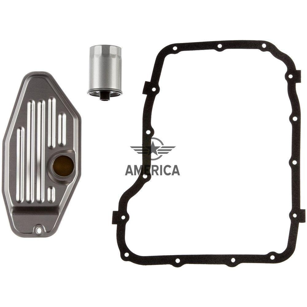 Фільтр АКПП з прокладкою, внутрішній + зовнішній к-кт 2 шт AWD ATP TF245