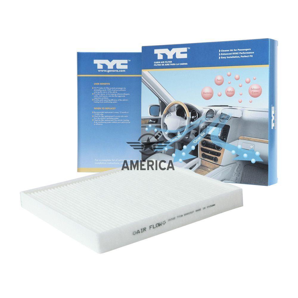 Фільтр салону TYC 800151P FORD EXPLORER FLEX TAURUS LINCOLN MKS MKT NAVIGATOR