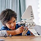 Лего Звездные войны  Имперский шаттл Lego Star Wars 75302, фото 3