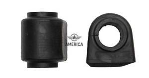 Втулка стабілізатора переднього 22,5 мм ACDELCO 45G0834 Malibu Cavalier Sunfire