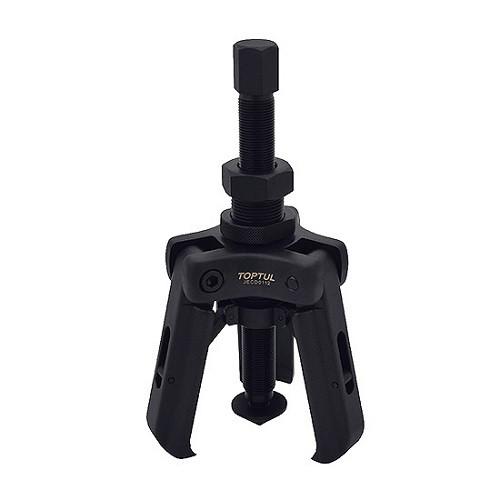 Съёмник трёхзахватный 40-130мм с фиксацией  TOPTUL JECD0112