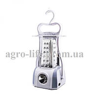 Кемпинговый светодиодный фонарь Yajia YJ-5831, аккумуляторный фонарь-лампа,Винница