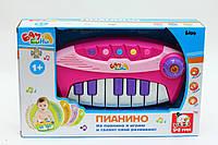 S+S Toys Бамбини Пианино EG80084R YNA /5-6