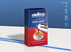 Молотый кофе Lavazza Crema e Gusto gusto 250 гр