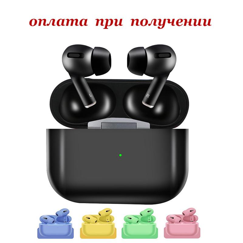 Беспроводные вакуумные Bluetooth наушники TWS Apple AirPods Pro 3 (MWP22) СЕНСОРНЫЕ СТЕРЕО 1:1 (6)
