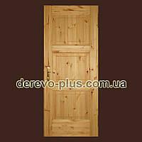 Двери межкомнатные из массива 80см f_0680
