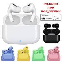 Бездротові Bluetooth навушники вакуумні TWS Apple AirPods Pro 3 (MWP22) СЕНСОРНІ СТЕРЕО 1:1 (9), фото 1