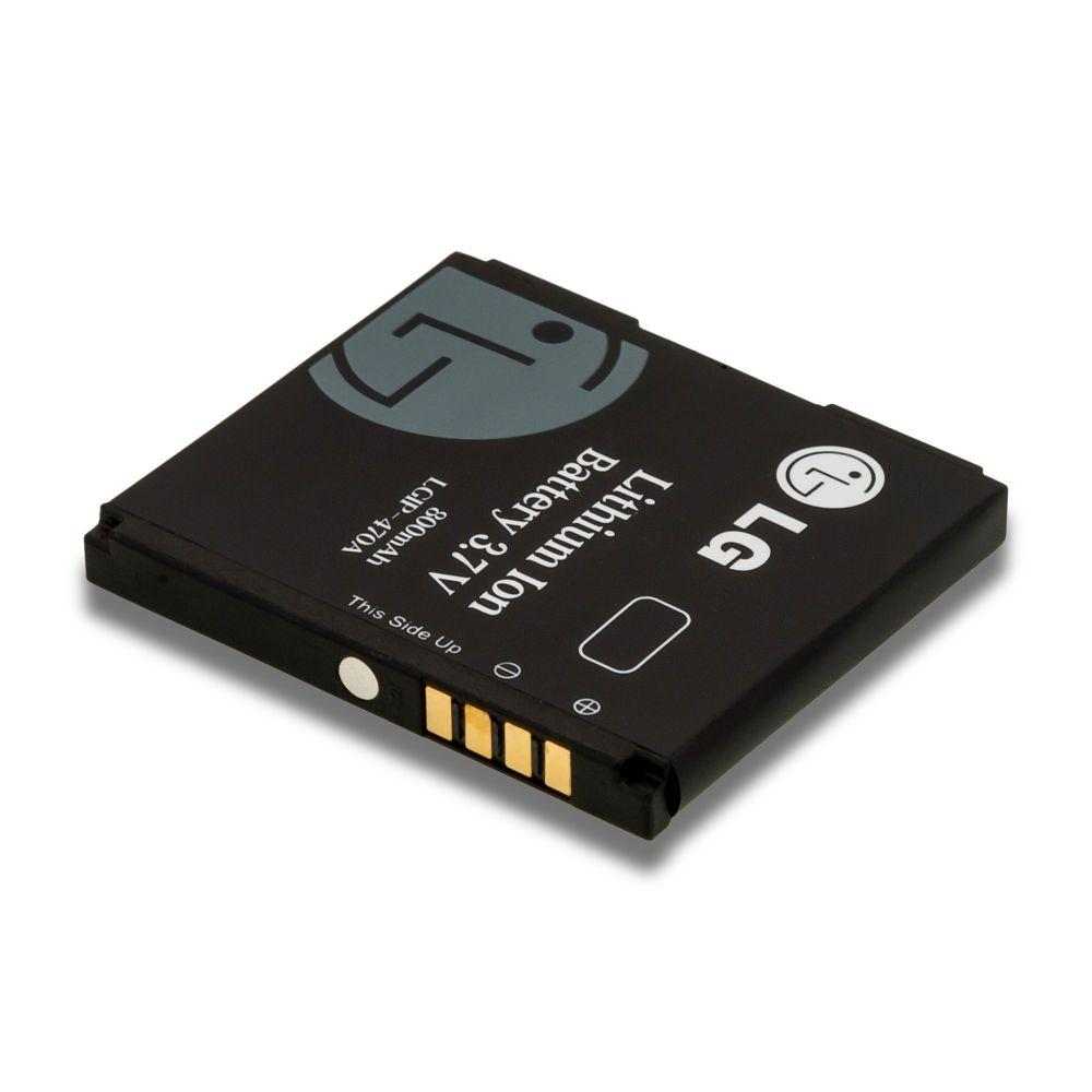 Акумулятор для LG GD330 / LGIP-470A Характеристики AAAA