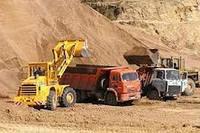Грузоперевозки сыпучих грузов, 30 тн