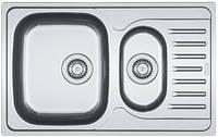 Кухонная мойка Franke PXL 651-78 (+ смеситель) (декор)
