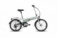 Електровелосипед складний VAUN Egon 20 Grau Німеччина