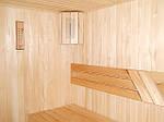 Продажа деревянной вагонки для отделки бань и саун