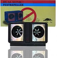 Ультразвуковой отпугиватель грызунов Dual sonic Pest Repeller