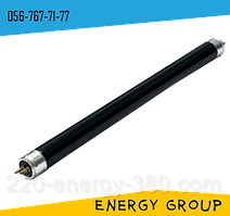 Лампа люминесцентная ультрафиолетовая e.fl G5 T5 6Вт