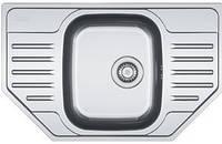 Кухонная мойка Franke PXL 612-E (декор)