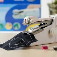 Мини швейная ручная машинка Handy Stitch