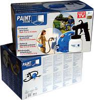 Краскопульт Paint Zoom, пейнт зум, краскораспылитель , пульвилизатор