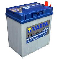 Аккумулятор Varta BD(A14) 40Ah, правый (+)