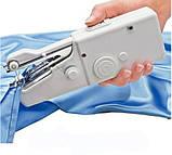 Ручная швейная машинка handy stitch Singer sewing machine миниАтюрная портативная компактная Швейка, фото 2
