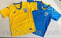 Футбольная форма сборной Украины сезон 20/21 детская