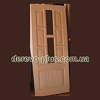 Двери межкомнатные из массива 80см s_1380