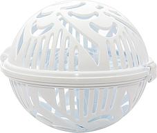 Пластиковый контейнер для стирки бюстгальтеров | Мячик для стирки нижнего белья Flexy Bra Washer, фото 2