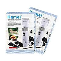Машинка для стрижки животных Kemei KM-107