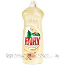 Засіб для миття посуду Fairy 1 л Ромашка і вітамін Е 10шт/уп