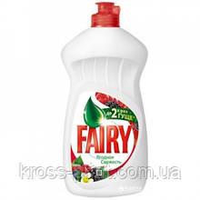 Засіб для миття посуду Fairy 500мл Ягідна свіжість 21шт/уп