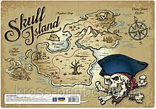"""Килимок для дитячої творчості """"Skull Island"""""""