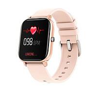 Наручные смарт часы Smart Watch P8 ЗОЛОТЫЕ