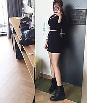 Стильная женская юбка оригинального дизайна, фото 2